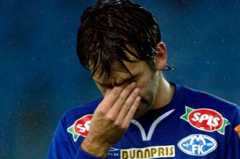Magne Hoseth ble syndebukk da Molde måtte takke for seg i mesterligakvalifiseringen på en meget bitter måte.