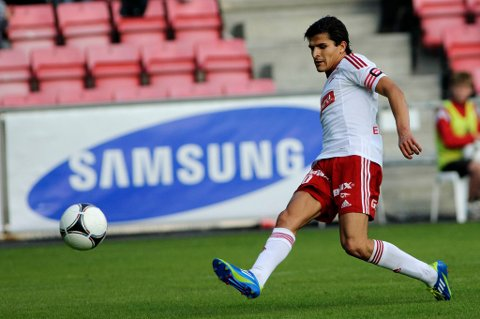 Tarik Elyounossi forlater Fredrikstad til fordel for Rosenborg.