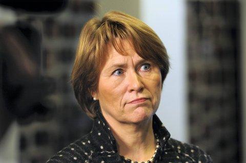 Justisminister Grete Faremo hadde planer om å sparke politidirektør Øystein Mæland.