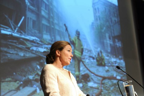 Alexandra Bech Gjørv er leder for kommisjonen som sto bak rapporten som førte til Øystein Mælands avgang. Nå lanseres hun som kandidat til det åpne politidirektørjobben.