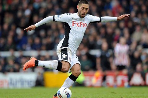 Clint Dempsey forlater trolig Fulham.