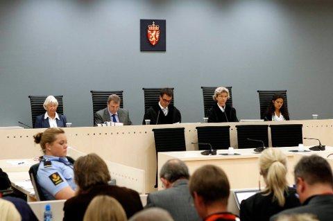 Retten plukker fra hverandre den første sakkyndigrapporten.
