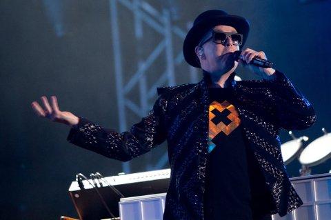 Neil Tennant i Pet Shop Boys