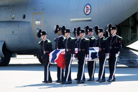 Oberstløytnant Siri Skare ble drept under opptøyer i Mazar-E-Sharif, Afghanistan, 1 april 2011.