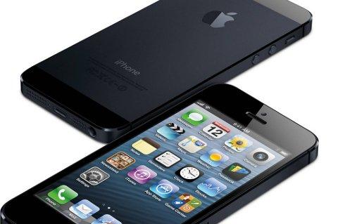 iPhone 5 skal lanseres i Norge i oktober.
