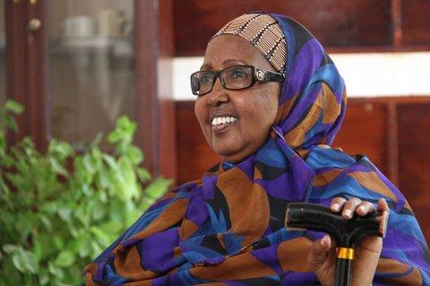 Hawa Aden Mohammed fra Somalia er kåret til vinner av årets Nansenpris.