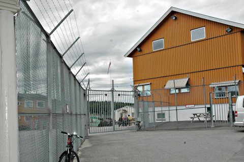 Trøgstad fengsel.