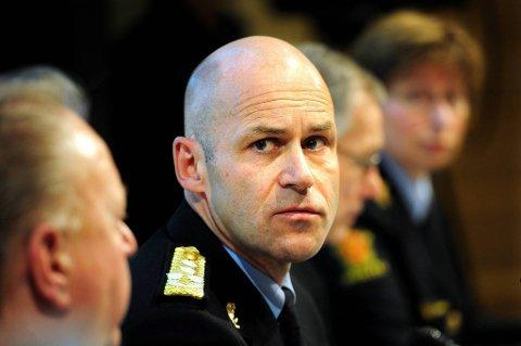 Mæland trakk seg fra stillingen i midten av august da han følte at han ikke hadde tilstrekkelig tillit fra justisminister Grete Faremo.