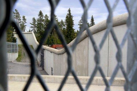BARE FOR UTLENDINGER: Kongsvinger fengsel på Vardåsen blir fengsel for utenlandske domfelte som skal utvises.