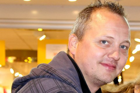 TROR IKKE PÅ FLERE: Driftsleder Kristian E. Ruud på Strømmen Storsenter.