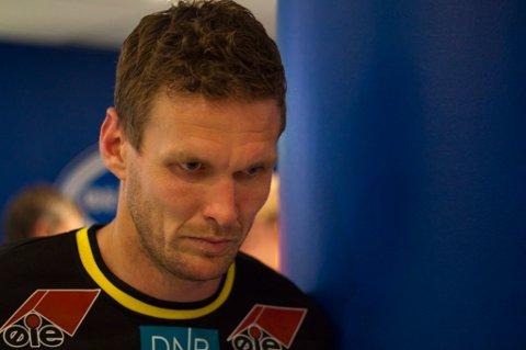 SØNNEN RAMMET AV KREFT: Frode Kippe har vært fraværende fra LSK-treningene denne uka. Nå forteller han om hvorfor. FOTO: NTB SCANPIX