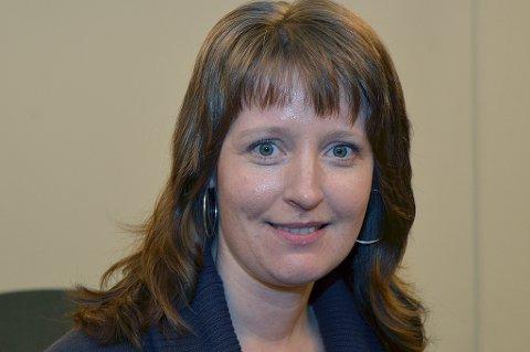 Ingelin Noresjø (36) fra Fauske KrF ble enstemmig valgt til Nordland KrFs listetopp på moninasjonsmøtet i Bodø 10. november.