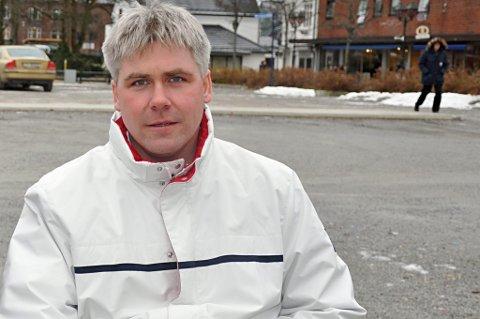REDUSERER: Styreleder Jørn Tore Måleng varsler nedbemanning. ARKIVFOTO