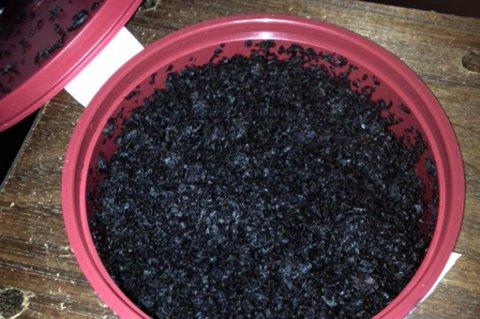 FULL AV SMAK: Årets Kardus Superior Blend smaker både av lakris og sherry.