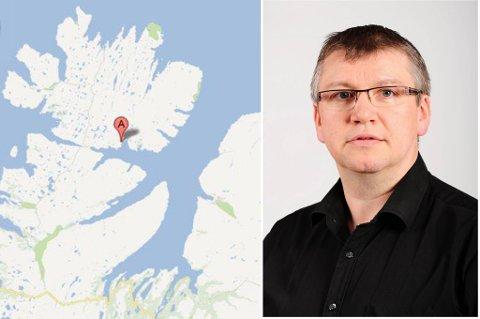 Torkjell Andersen, regiondirektør i Mattilsynet.