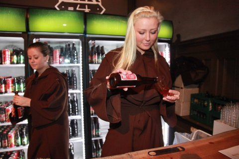 Juleøl har lange tradisjoner i Norge. (Foto: Kaia Means, Newswire).