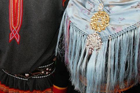 SAMISK SATSING: Penger til samisk hus på Senja.