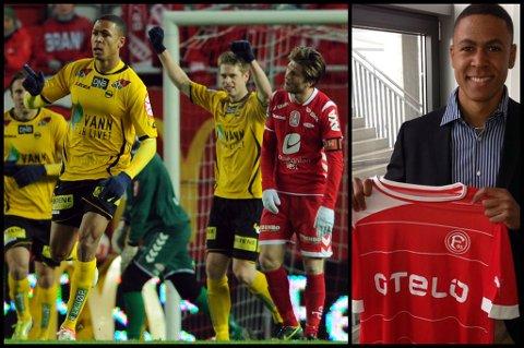 ETTERTRAKTET: Etter den gode avsluttningen på sesongen var Mathis Bolly en mann på flere klubbers ønskeliste. Til slutt ble det bundesligaklubben Fortuna Düsseldorf som kjøpte den lynraske kantspilleren. FOTO: SCANPIX / TORE PEDERSEN