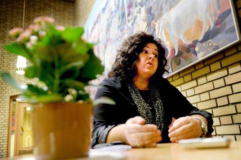 Det bør være en egen avkryssing for sorg eller livskrise på sykmeldingsskjemaet, mener Frps Laila Marie Reiertsen.