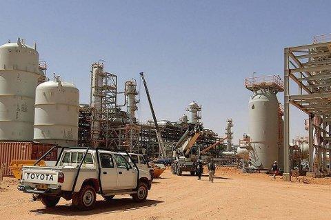 Statoils gassproduksjonsanlegg i In Aménas i Algerie ble onsdag angrepet av islamister.