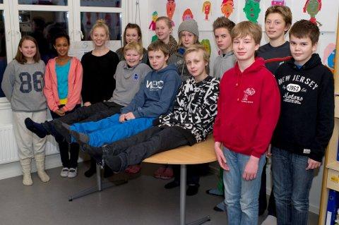 7A, Ullerål skole.