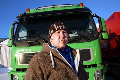 FIKK BOT: Roy Jakobsen fikk bot for å ha kjørt av veien, selv om ingen andre var involvert.
