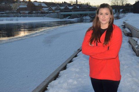 Ann Kristin Pedersen er glad for at alt gikk bra med femåringen hun reddet opp av det iskalde vannet.