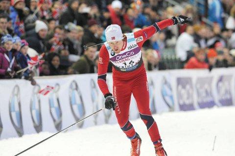 Timo Andre Bakken er ikke lenger verdensrekordholder på ski.