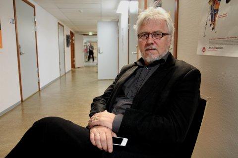 - EN LETTELSE: Guttorm Nergård, ordfører i Berg, sier at det er en lettelse at man nå har funnet alle de savnede.