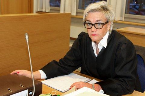 - TRAUMATISERT: Gunhild Lærum er bistandsadvokat for de tre barna. Også sønnen som fosterforeldrene hadde ansvaret for i ett år.