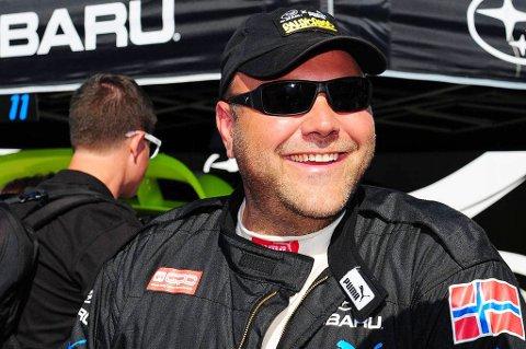 Sverre Isachsen har store ambisjoner for sin andre sesong i Global Rallycross Championship, hvor han i år også skal kjøre mot en tidligere Formel 1-fører.