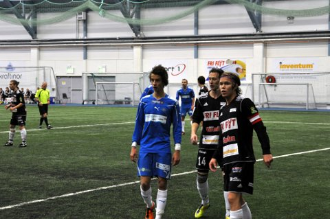 Christian Horn og FK Lofoten tar i mot Sortland til lokalderby lørdag.