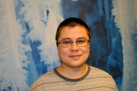 Dmitry Berezhkov.