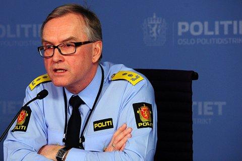 - Rapporten gir et godt grunnlag for både intern og ekstern debatt. Jeg kan nikke gjenkjennende til mye, selv om det ikke er sikkert at rapporten gir hele fasiten, sier politimester Hans Sverre Sjøvold i Oslo politidistrikt.