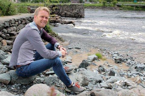MULIGHETENES BY: - Jeg vil alltid elske Kongsvinger. Jeg er oppvokst i Øvrebyen, og jeg vil alltid være Kongsvinger-gutt innerst inne. Kongsvinger er en herlig by med store utviklingsmuligheter, sier Dag Arnesen.