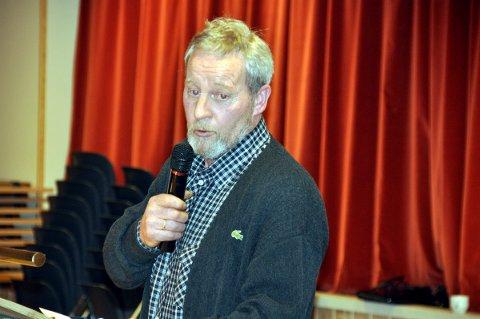 Harald E. Hanssen mener det er ei  viss knoppskyting, men at planprosessene er for trege.                        Foto: John-Arne Storhaug