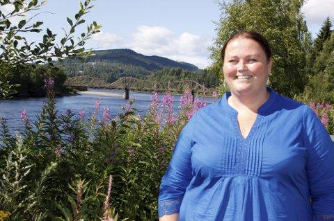 FLYTTET HJEM: Kari Heggelund flyttet hjem til Solør etter å ha sett seg litt om i verden.