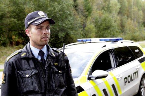 -INNBRUDDSTID: Konstituert lensmann i Edsvoll og Hurdal, Bjørn Christian Willersrud, ber folk forebygge ved å være ekstra påpasselige med å låse alt etter at man har luftet.