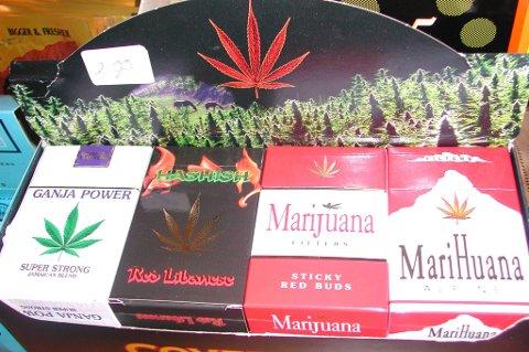 I Amsterdam sel ein cannabis fritt i mange formar og variantar. No vil Dei grøne at me skal vurdera å gjera det same i Noreg. Det tykkjer Jon Hope er ein dårleg ide.