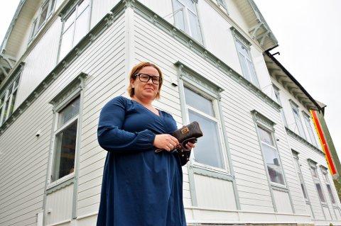 HISTORIE: Apotekergården i Harstad blir hotell med sus. - Det har en egen sjel, som vil tilføre Harstad noe helt unikt, sier gründer Camilla Rindahl Johansen.