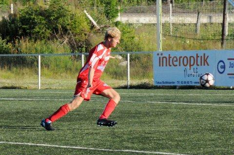 Superveteranen Bjørnar Barikmo spilte hovedrollen da Sørumsand sikret seriegull i 5. divisjon.