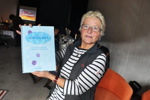 ? Mye uvitenhet: Janneke van der Ros ga tidligere i år ut en rapport om transpersoner i Norge. Rapporten, med tittelen «Alskens folk», er den første i sitt slag.