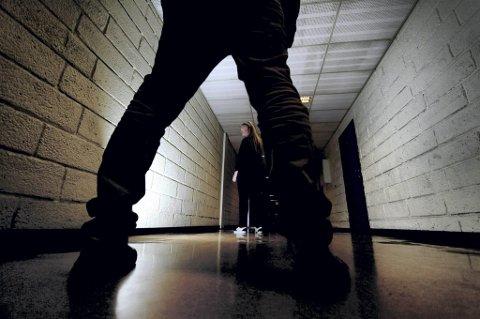 Skritt i gangen: Jan Mehlum skriver starten i «Skrivestafetten». (Illustrasjonsfoto, Foto: Ruben Skarsvåg, ANB/Illustrasjon)