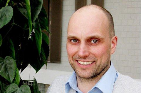 BYTTER JOBB: Politimester Torbjørn Aas blir direktør i Finnmarkssykehuset.