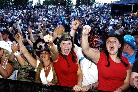Oppblåst: Økonomien i Countryfestivalen på Vinstra var langt fra så god som daglig leder hevdet overfor styret og media.