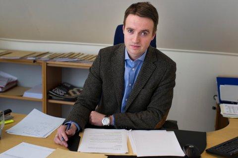 Advokat Stian Hatleberg har bistått Vesa?s bemanning selskap i å utforme nye kontrakter.