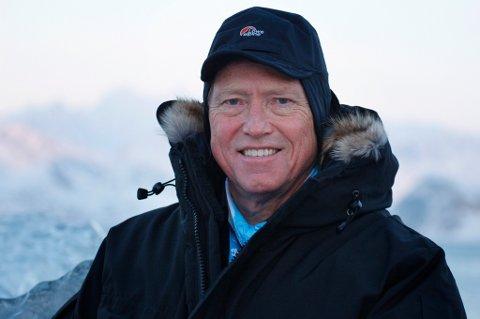 MOTSATTE SEG VÅPEN: Tidligere sysselmann på Svalbard, Per Sefland.