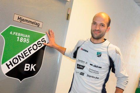 Luis Berkemeier Pimenta blir assistenttrener og toppspillerutvikler i HBK de neste to årene.