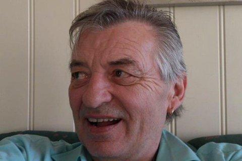 Rudolf Ulvær.