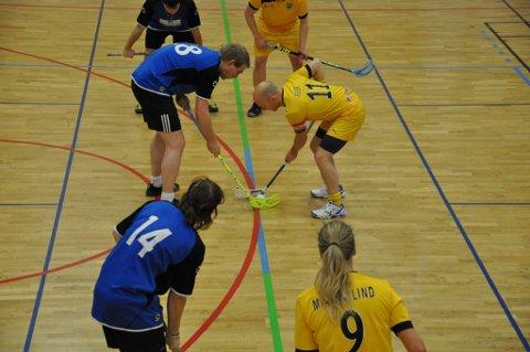 Klare: Narvik Malmers står klare til å ta i mot 32 lag til innebandy turnering i dag.